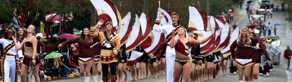 fsu homecoming parade